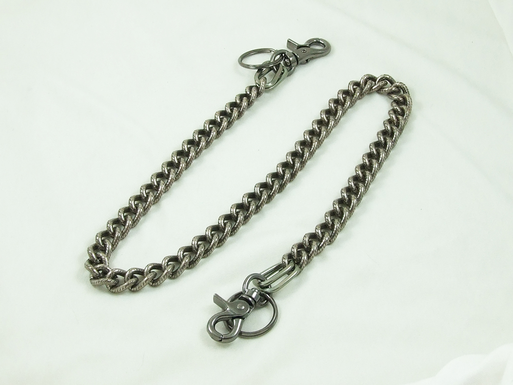 Heavy Curb Chain Wallet Chain
