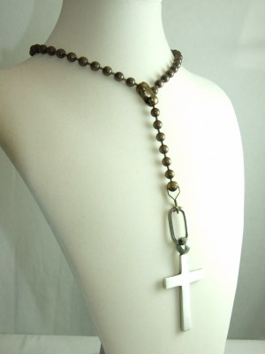 Smooth Cross on Ball Chain